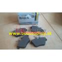ALFA ROMEO 156 10/97-8/03-SADA Zadné platničky /BRECK/