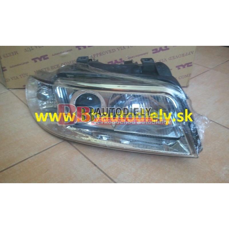 Audi A4 3/99-9/00- Predné svetlo Pravé