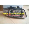 Audi A4 10/00-9/04- Predné svetlo Pravé /DJ AUTO/