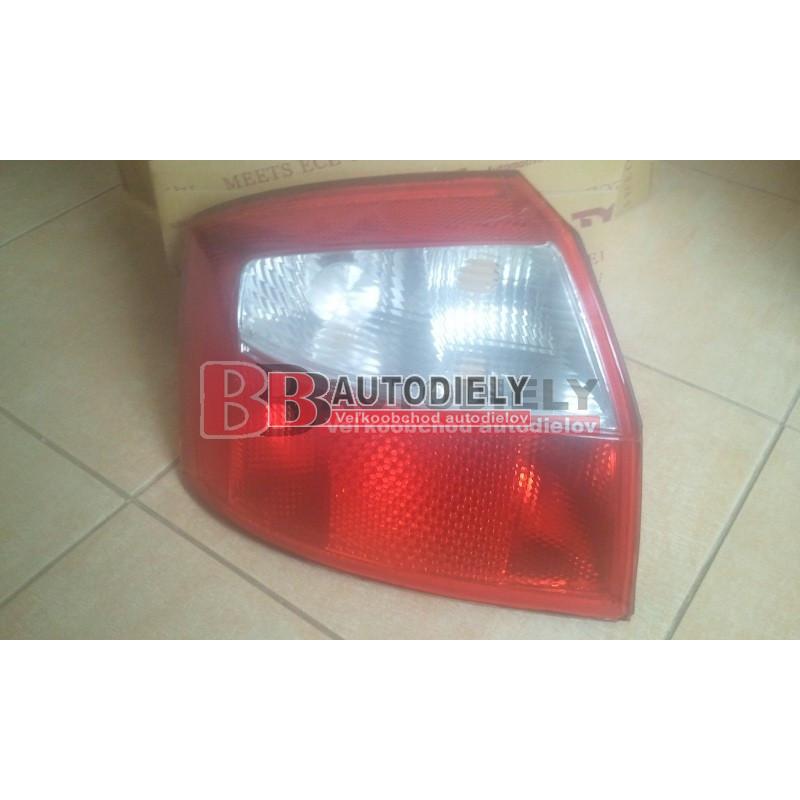 Audi A4 10/00-9/04- Zadné svetlo Lavé /SDN/