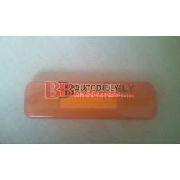 DAEWOO TICO 2/95- Sklo prednej smerovky Lavé /oranžové/