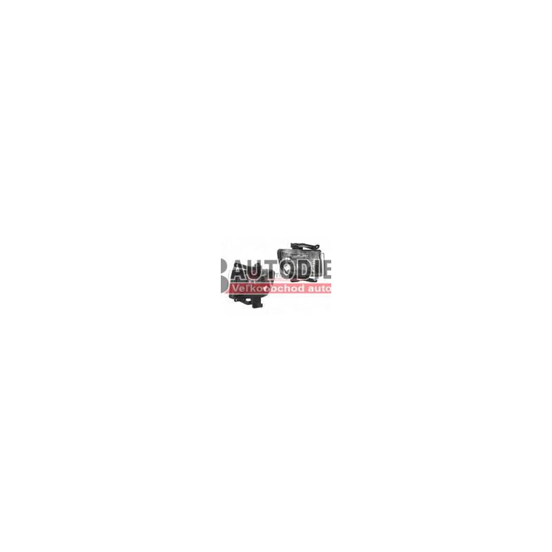 HYUNDAI GETZ 9-02-7/05- Predná hmlovka Pravá