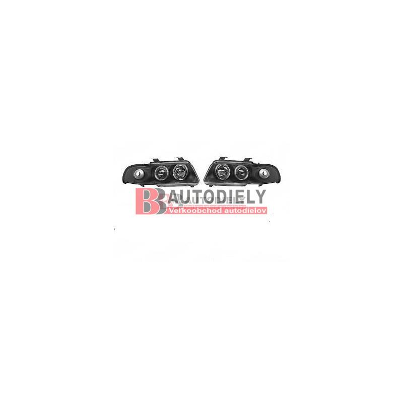 Audi A4 3/99-9/00- SADA Predné svetlá Tuning L+P