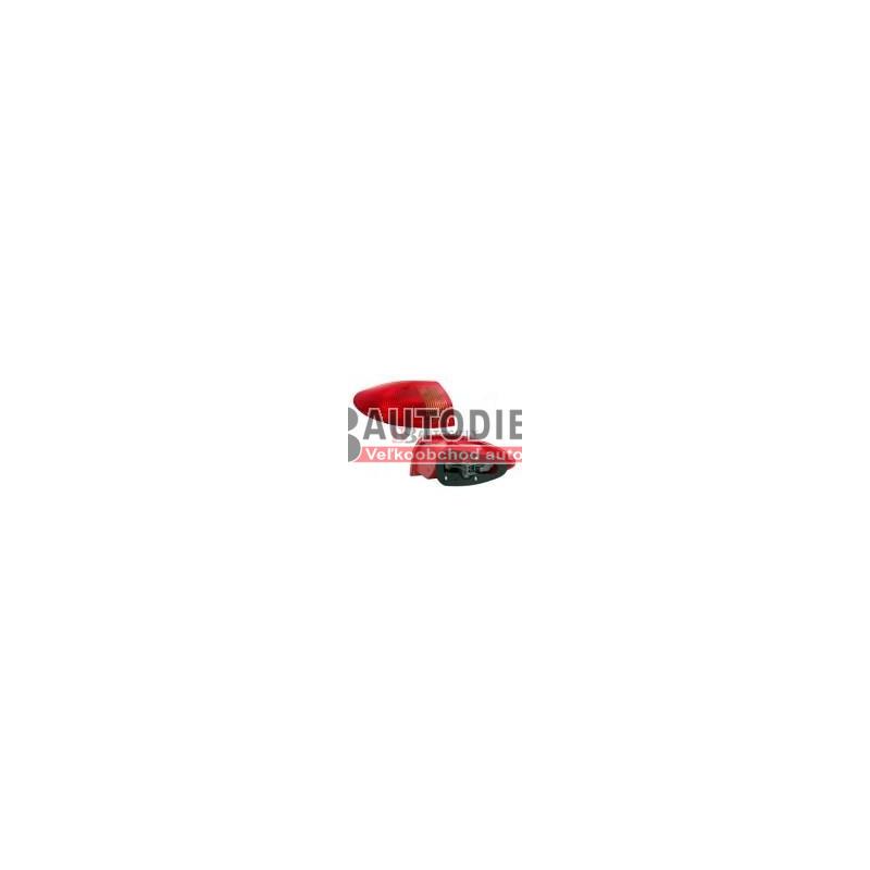 Alfa Romeo 147 10/00- Zadne svetlo Lavé