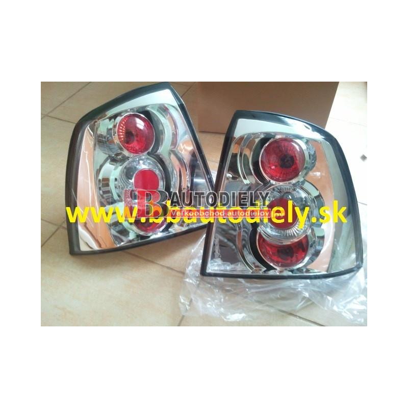 OPEL ASTRA G 1/98-2/04-SADA Zadné svetlá Tuning L+P komplet /HB/