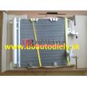 OPEL ASTRA H 3/04- Chladič klimatizácie 1,7CDTI