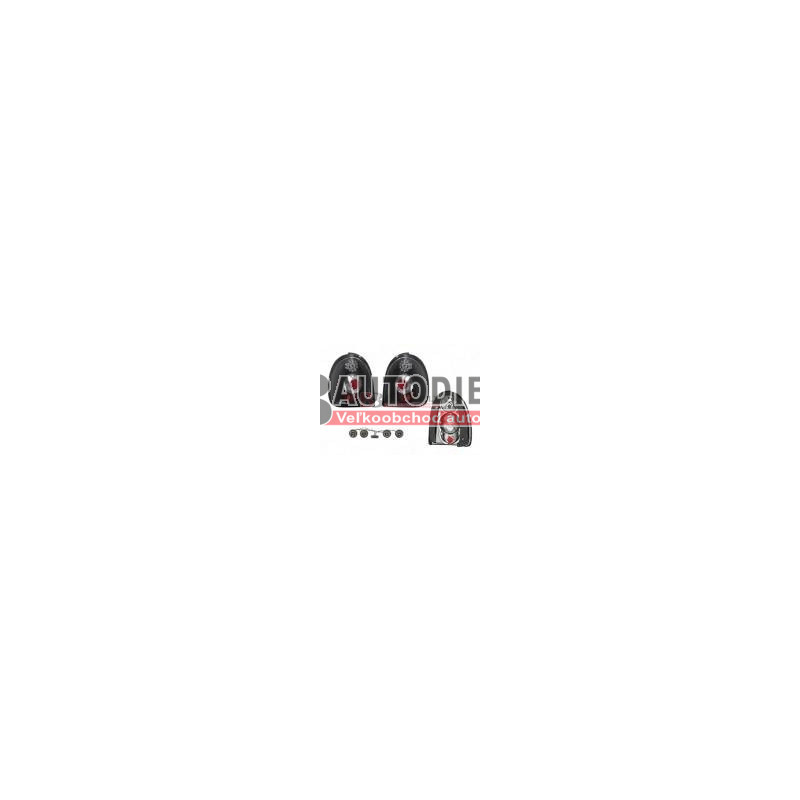 OPEL CORSA B 9/93-11/00- SADA Zadné svetlá L+P Tuning /3dv/