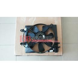 CHEVROLET SPARK 05-2010- Ventilátor chladiča /pre všetky typy/