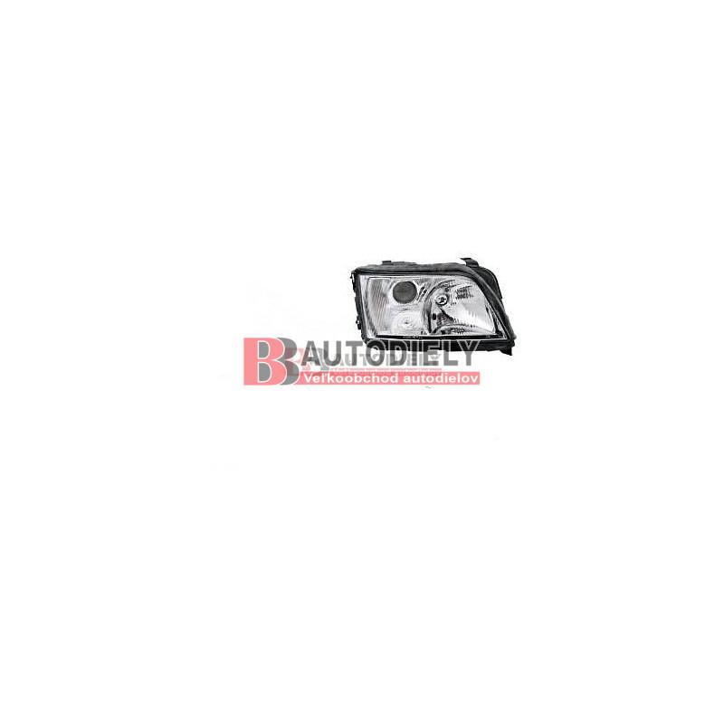 Audi A6 6/94-4/97- Predné svetlo Pravé