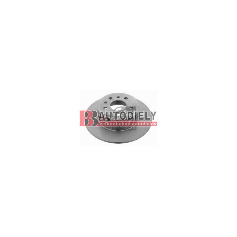 OPEL VECTRA B 2/99-4/02- SADA zadné kotúče L+P /FEBI/