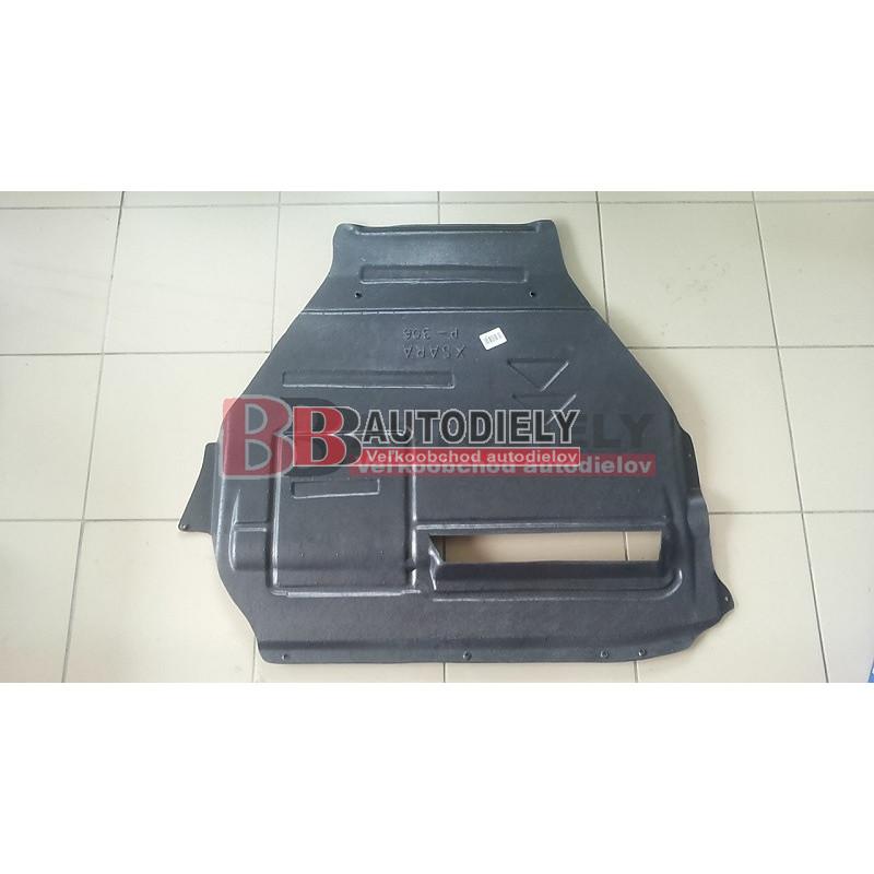 PEUGEOT 306 3/93-4/97- Kryt pod motor