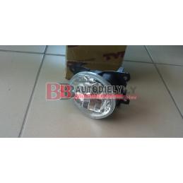 PEUGEOT 3008 6/09- Predná hmlovka, obojstranná /TYC/
