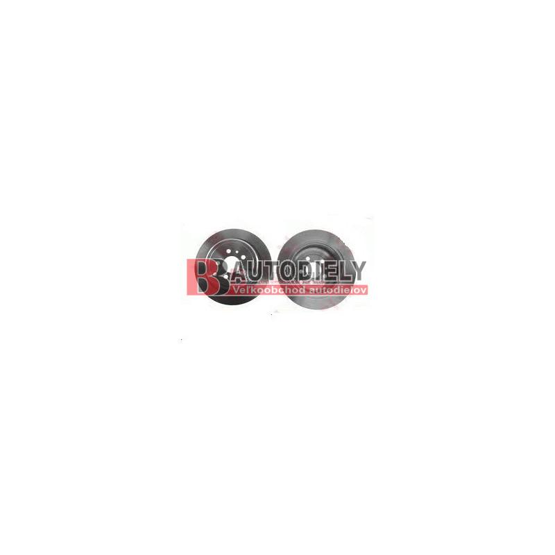 PEUGEOT 806 9/94-8/02- Zadné kotúče L+P SADA /SAMKO/