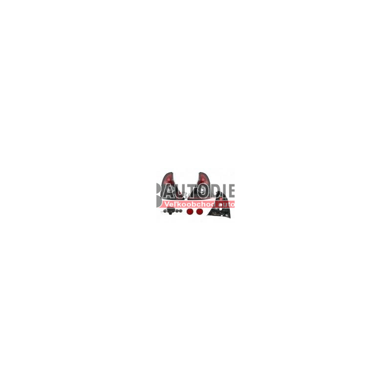 RENAULT CLIO 9/98-6/01- SADA Zadné svetlá L+P - Tuning