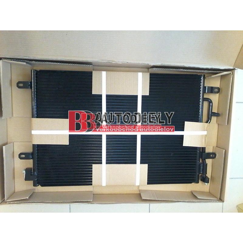 Audi A4 10/00-9/04- Chladič klimatizácie /pre všetky typy/ - do r.v. 1/2003