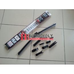 Ashika - stierač 450mm /10 adaptérov/