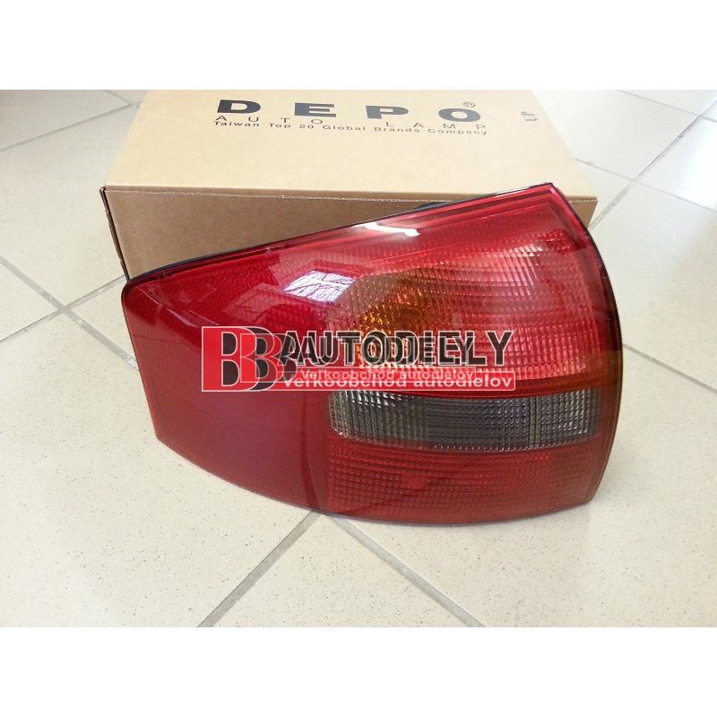 Audi A6 3/97-6/01- Zadné svetlo Lavé /SDN/