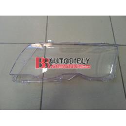 BMW 3 E46 4/98-8/01- Predné sklo svetla, Lavé
