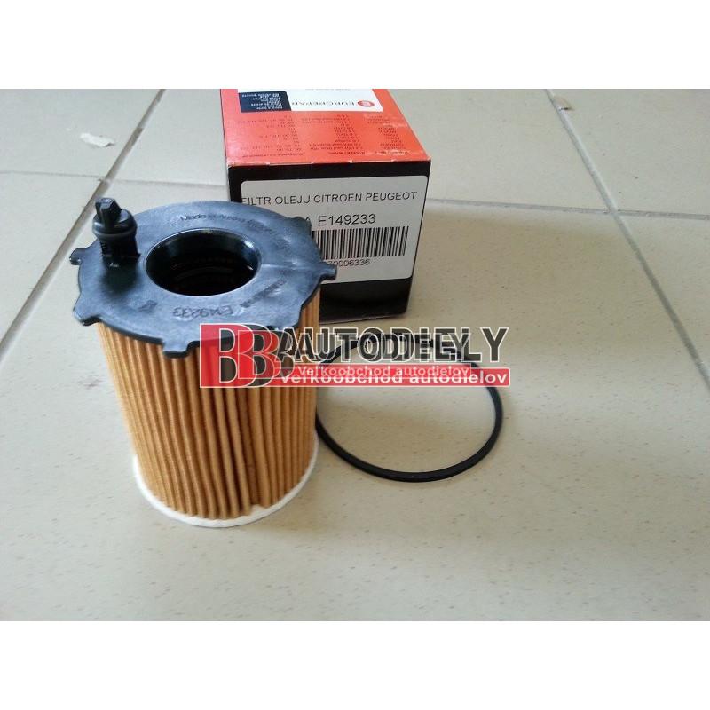 Olejový filter /PSA-PEUGEOT CITROEN/ -Originál diel