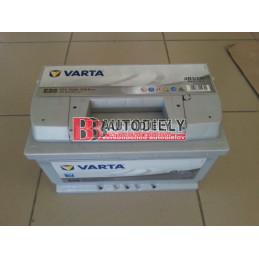 VARTA 74Ah P,s.p.740a,SILVER dynamic,12V,278x175x175