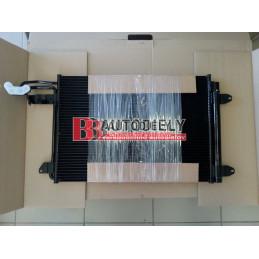 VW GOLF VI 11/2008- Chladič  klimatizácie /pre všetky typy/ -HELLA