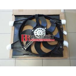 FIAT 500 7/2007- Ventilátor chladiča /1,2i-MJTD/- s AC - výrobca NRF