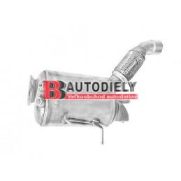 BMW 7 F01-  Filter pevných častíc DPF /18308511143/ kovový s katalyzátorom