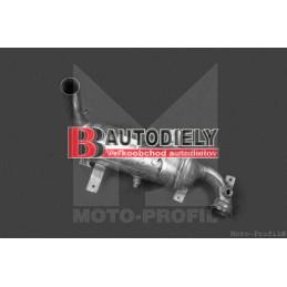 FIAT PUNTO EVO 7/08-2012 - DPF filter pevných častíc /1,3MJTD/