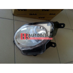 FIAT 500 7/2007- Predné svetlo, lavé - dialkové /H1/