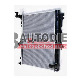MITSUBISHI L200 12/05- Chladič vody /2,5Di-D/ -Automatická prevodovka