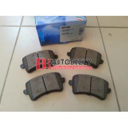 AUDI A5 6/07-2011- Zadné platničky /SAMKO/ -116,4mm