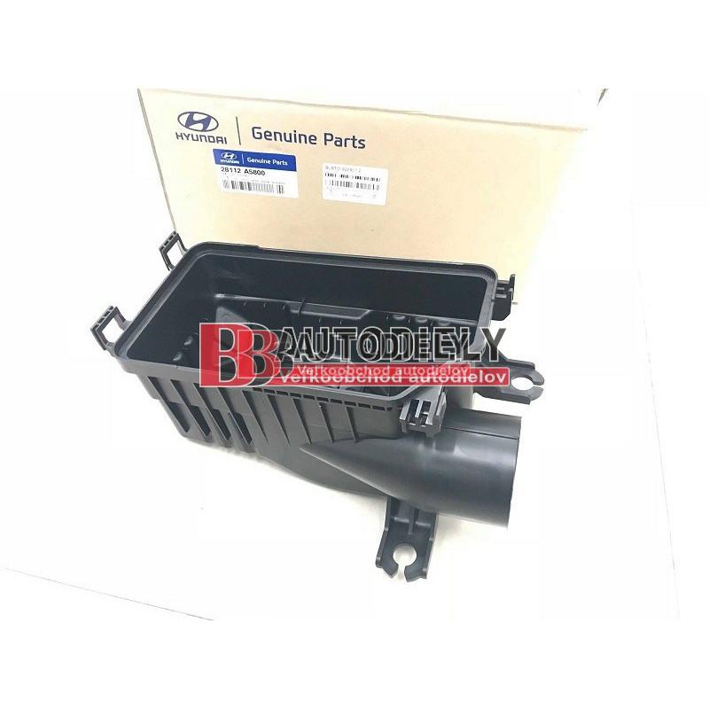 KIA CEED 5/2012- AIRBOX -spodný diel filtra sania /Originál diel/- 28112A5800