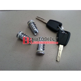 Alfa Romeo 147 1004- Vložka zámku dverí /3x/ + klúč /2x/