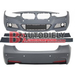 BODY KIT BMW F30 10/11-15 SRA + PDC M-Pakiet