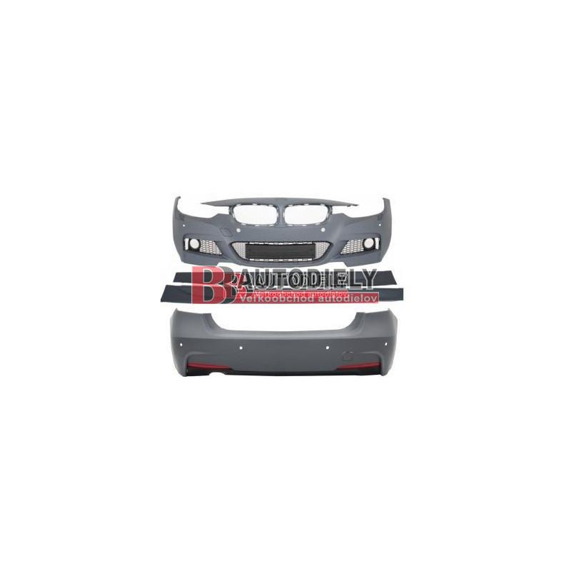 BODY KIT BMW F30 10/11-15 SRA + PDC M-Pakiet