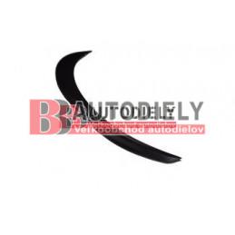 BMW F10 SPOILER 10-16 BLACK MATT ABS