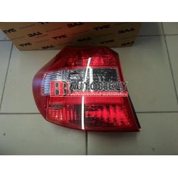 BMW 1 E87 9/04-3/07- Zadné svetlo Lavé