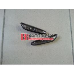 BMW 3 E46 9/01-3/05- Bočné smerovky L+P /dymové/