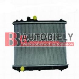 SUZUKI JIMNY /FJ/ 10/1998- Chladič vody pre motor 1,3 /MANUAL/