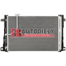 MERCEDES BENZ C W204 3/2011- Chladič klimatizácie /6,2 V8/