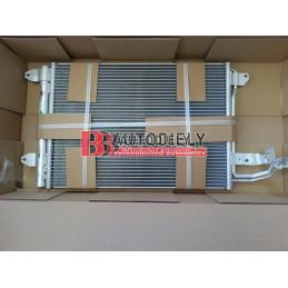 SKODA OCTAVIA 7/04-11/08- Chladič klimatizácie /pre všetky typy/ -NRF