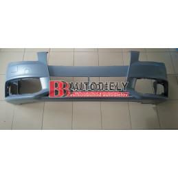 AUDI A4 11/07- 2012- Predný nárazník /s otvormi pre ostrekovace/