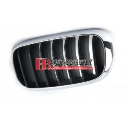 BMW X5 F15 10/2013- Lavá mriežka masky