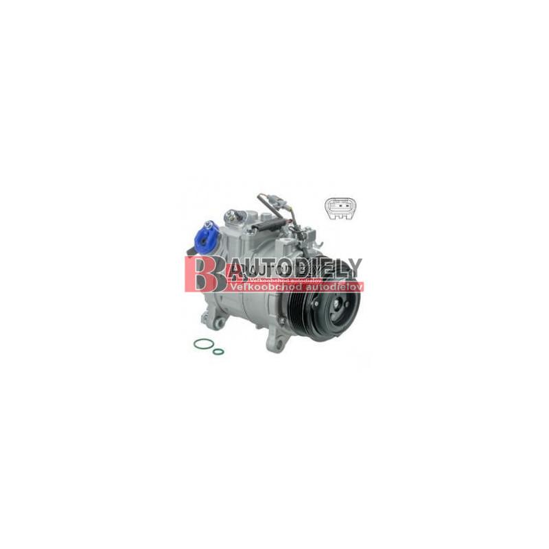 BMW X5 F15 10/2013- Kompresor klimatizácie /NISSENS/