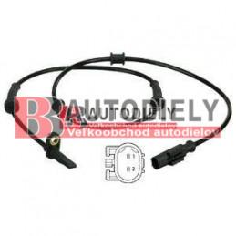 FIAT DUCATO 2014- Zadný snímač ABS, obojstranný