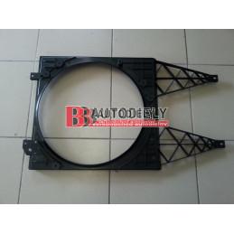 Plastový kryt ventilátora /priemer otvoru 390mm/