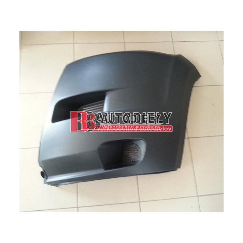 FIAT DUCATO 06- Roh nárazníka predný ľavý