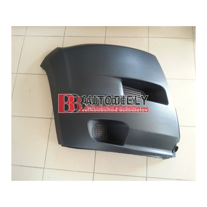 FIAT DUCATO 06- Roh nárazníka predný pravý