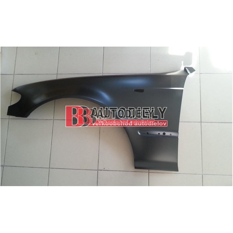 BMW 3 E46 9/01-3/05- Predný blatník Lavý