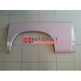 FIAT DUCATO 7/94-12/01- Zadný blatník Lavý /Krátky model/